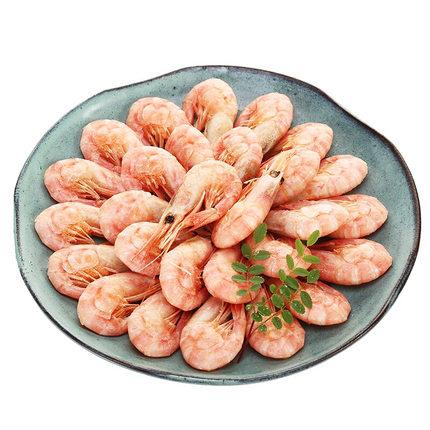 禧美海产 北极虾 365g/包