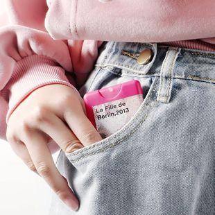 抖音网红爆款韩卢口袋香水新概念调制香柏林少女清新自然持久淡香