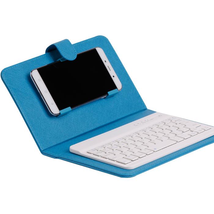 手機 鍵盤皮套保護殼安卓蘋果7榮耀6X8手機藍牙鍵盤紅米note4X