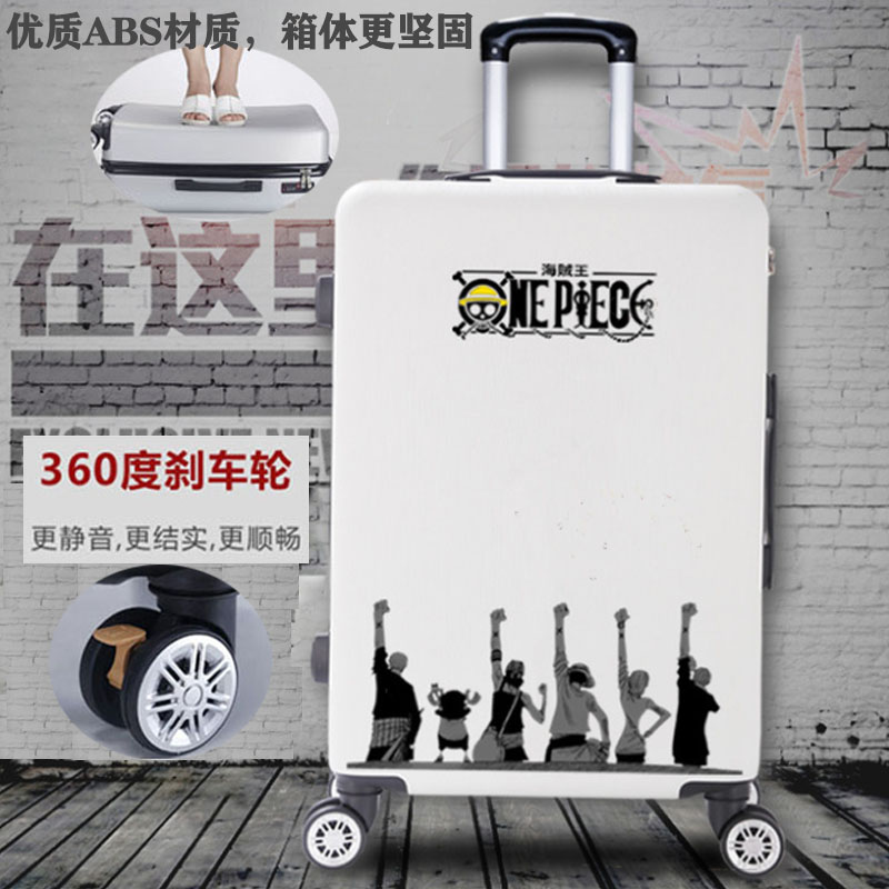 Suitcase Trolley Case mens and womens trend special luggage for aviation aircraft