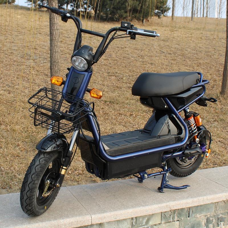 炫哒极酷X电动车电瓶车自行电摩踏板外卖鬼火酷美团送餐学生碟刹S(用440元券)
