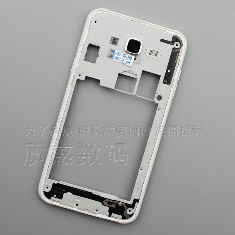三星j7电池盖后壳sm-j7008边框中壳中框黑白金外壳j7008手机后盖