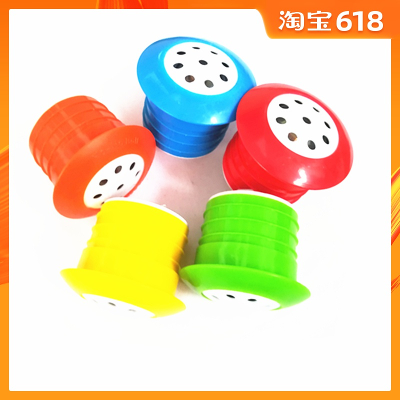 Ha ha ball original music box jumping horse jumping deer accessories ball needle air cylinder air needle inflatable toy music accessories