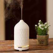 现货 泰国专柜THANN同款 包邮 陶瓷香薰喷雾仪香薰机加湿器香薰精油