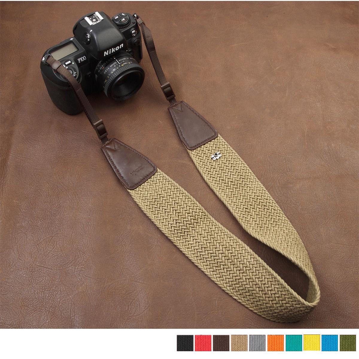 cam-in单反数码照相机背带 适用佳能尼康微单摄影徕卡肩带cam8605