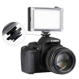 Ulanzi-96led摄像小型灯单反相机新闻拍摄影DV跟拍采访婚庆补光灯