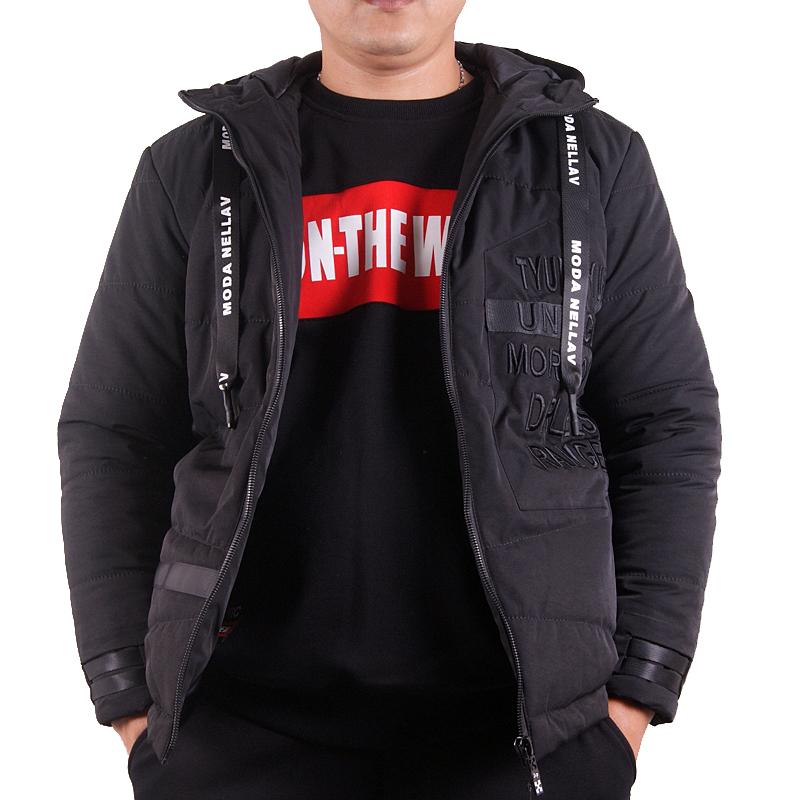 European plus plus plus size mens clothing 240 fat mens top grade cotton coat coat 140 chest fat mans hat shirt large cotton coat