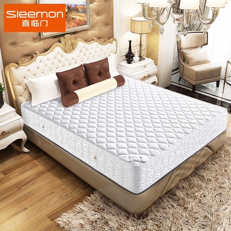 喜�R�T床�|硬1米1.2m1.5米椰棕棕�|��簧床�|席�羲�1.8米�o脊聚�
