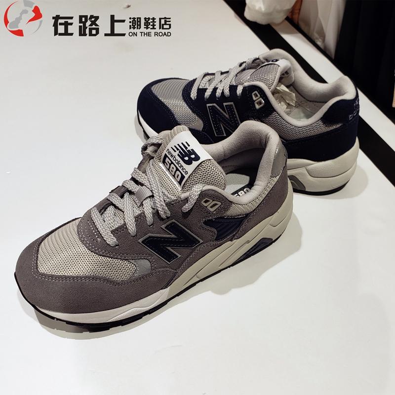 New Balance/NB580 19秋 男女复古运动鞋3M反光经典款CMT580CA/CB图片