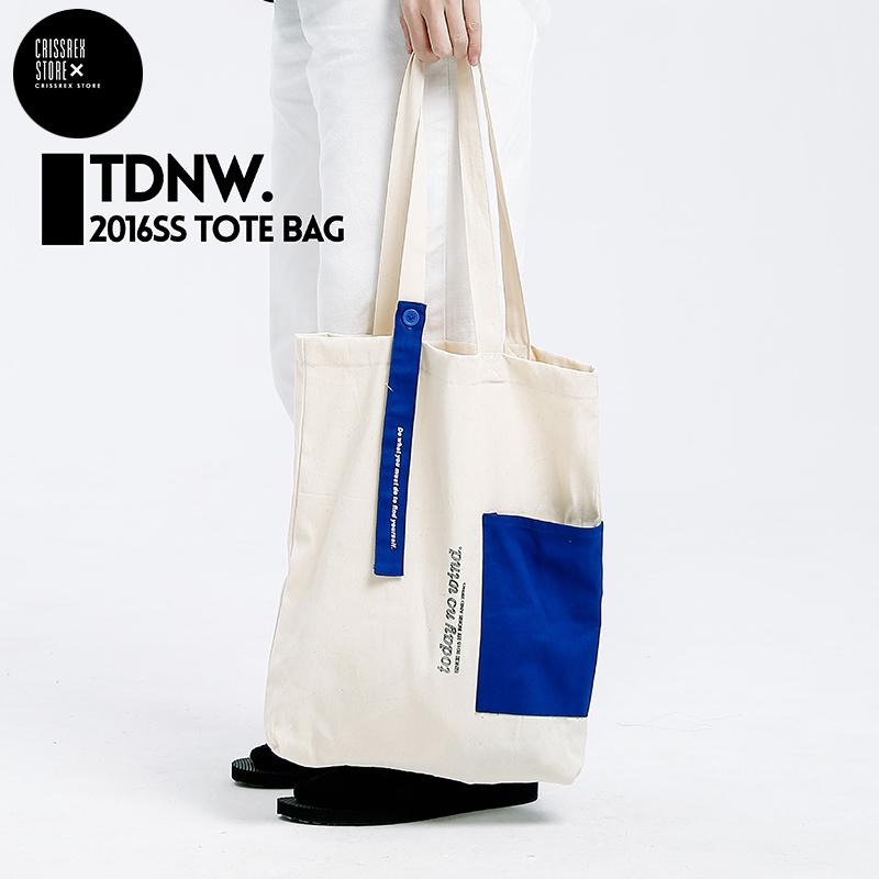 Todaynowind 2016ss tote bag уход специальный весь пакет хлопок плечо портативный холст мешок участок карман