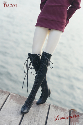 taobao agent 4 points 3 points BJD baby shoes POPO68 male high heels IP big female DD queen boots DA001