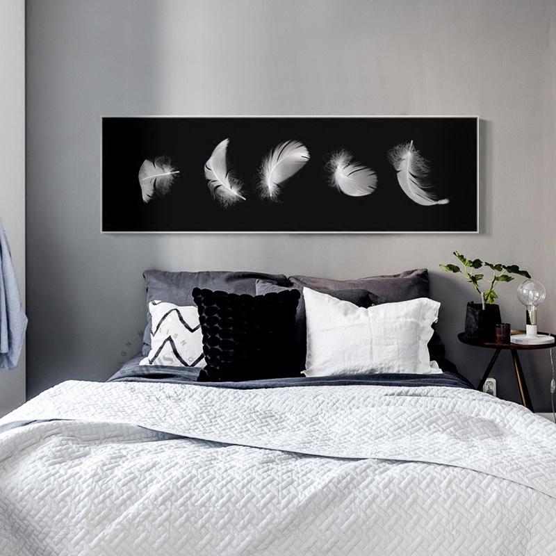 美森现代简约卧室客厅餐厅静物壁画