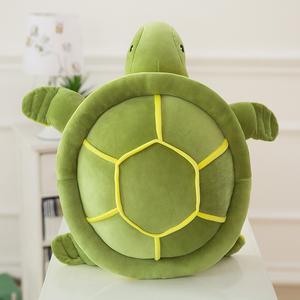 毛绒玩具乌龟公仔海龟玩偶布娃娃可爱大号抱枕睡觉女孩靠背礼物男