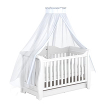 Australia boori original crib solid wood support mosquito net / general metal support mosquito net