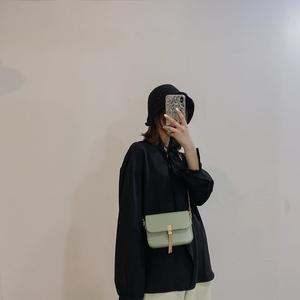 女2019新款斜挎高级感洋气质感包包