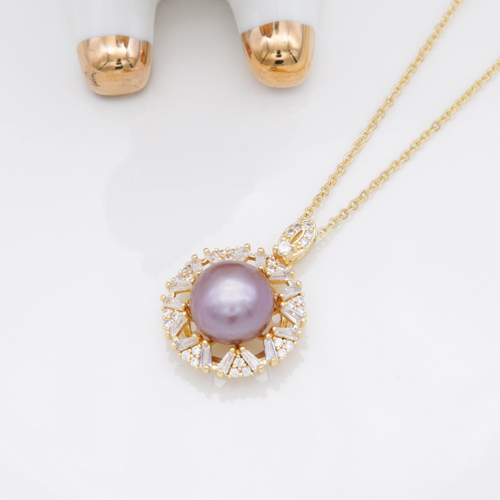 珍珠项链V201-S398
