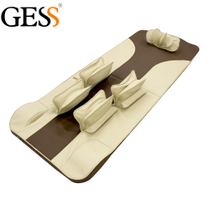 GESS8800 German brand Electric massage mattress home Full Body massage pad multi-function foldable massager