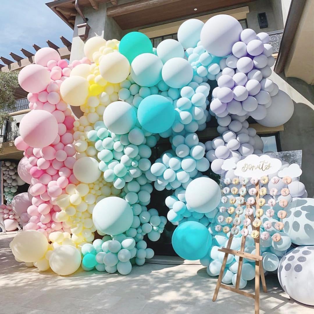 Воздушные шары / Насосы для воздушных шаров / Гелий Артикул 574534949710
