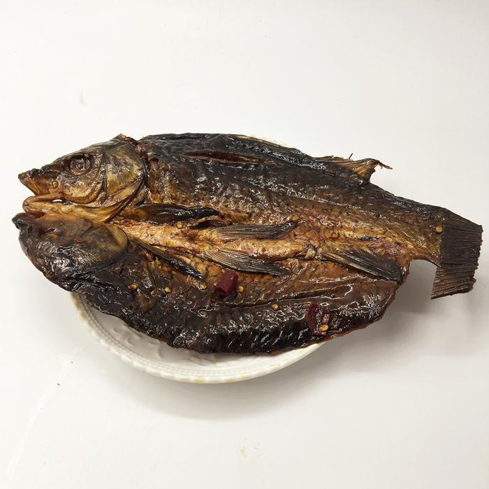 湖南特产安乡杨矮子酱板鱼 酱辣鱼正宗安乡香辣/特辣美食小吃2条