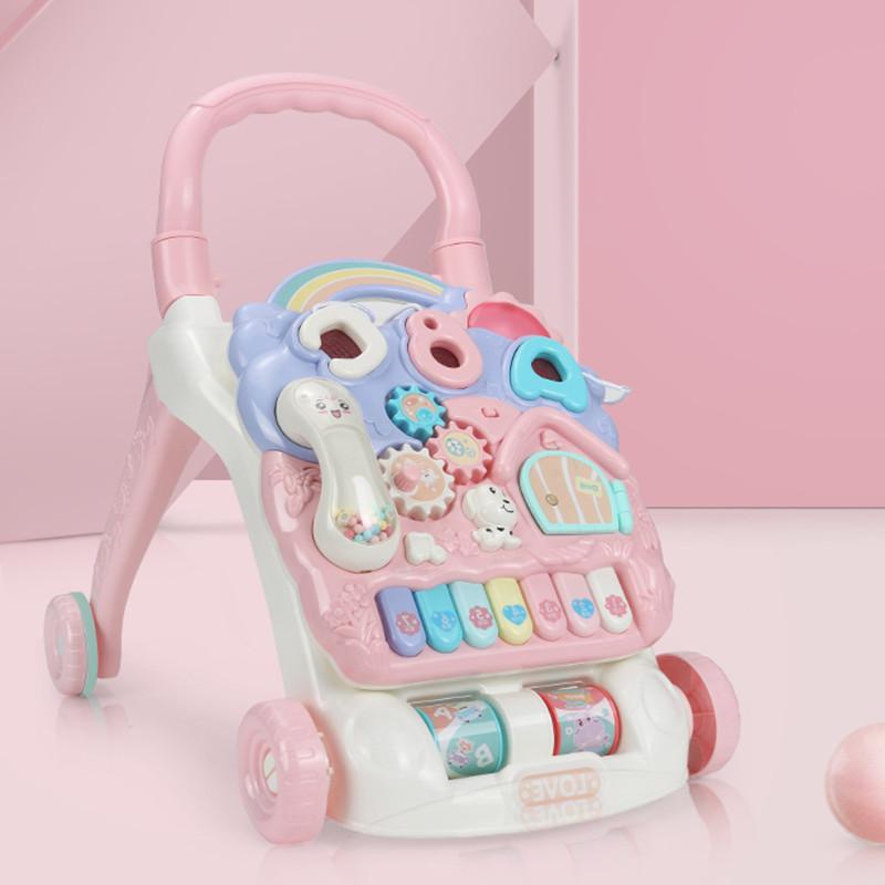 出生春夏刚出婴儿宝宝玩具宝玩用品学步母婴周岁新生满月礼盒新生