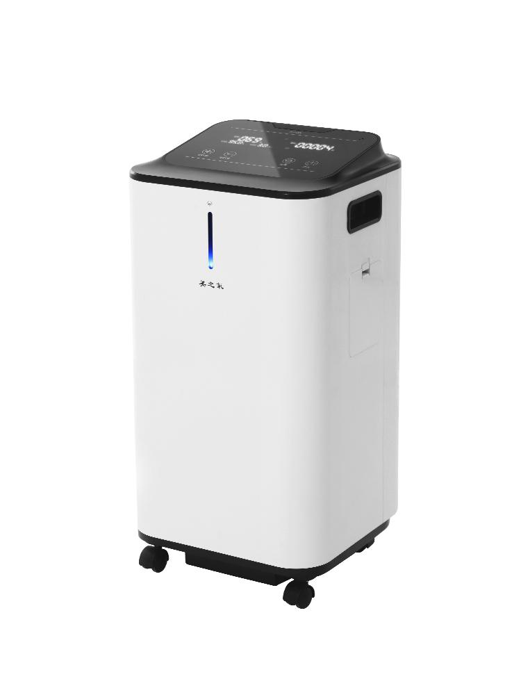 国药美之氧医用制氧机老人家用肺气肿吸氧机便携式小型3L5L氧气机