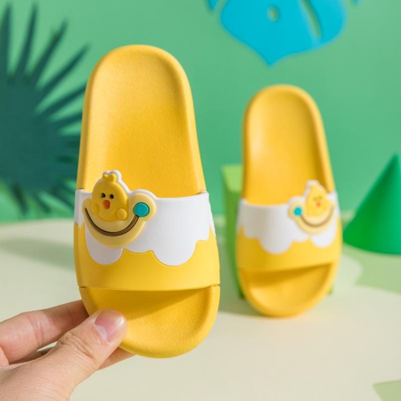 儿童拖鞋夏季男女童室内居家防滑软底浴室宝宝洗澡水果凉拖鞋女夏