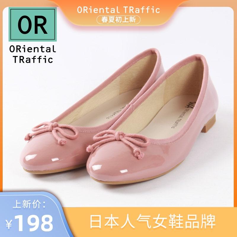 oriental traffic日本授权8604单鞋