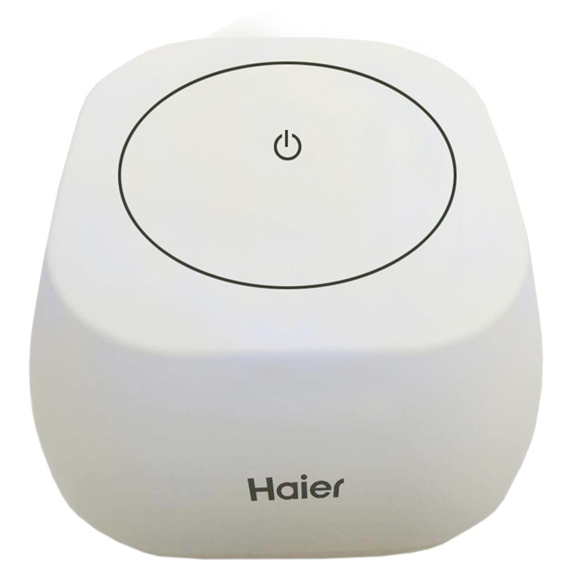海尔(Haier)KJ5F-HY01儿童桌面空气净化器 小巧白色