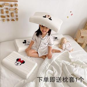 夏季宝宝小孩小学生3-12岁乳胶枕头