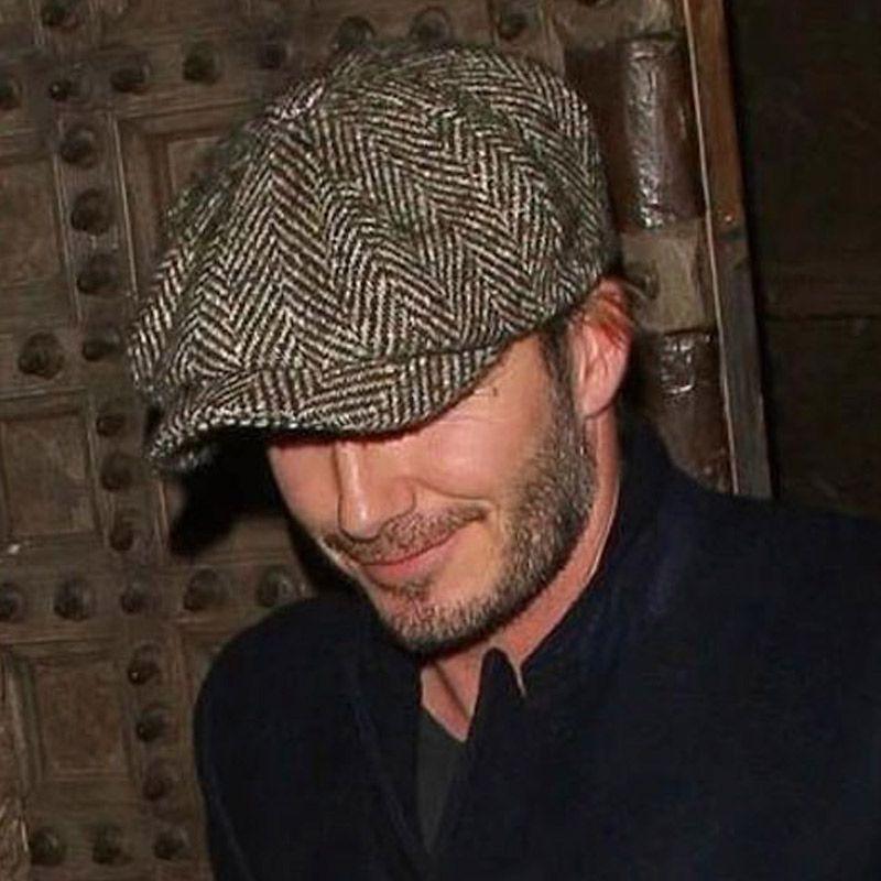 复古涩春夏新品休闲帽子时尚英伦男士鸭舌帽贝雷帽八角帽报童帽潮