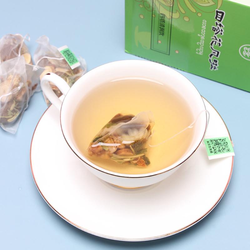 花茶组合小包装罗汉果胖大海美容清热去火口臭调理内分泌平阴野生