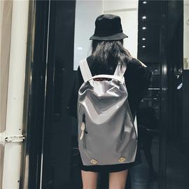 时尚潮流健身旅行背包女ins 超火双肩包旅游大容量休闲轻便书包男