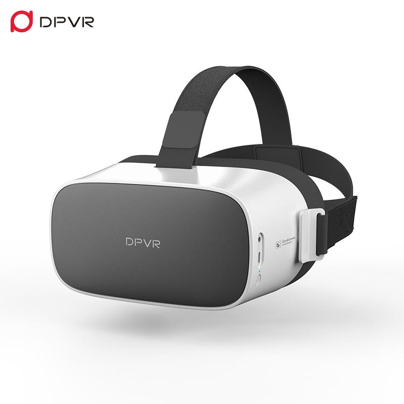 大朋VR P1Pro一体机4K高清电影AI天猫精灵语音家用3d电影虚拟女友现实女友体感游戏机vr电a影vive