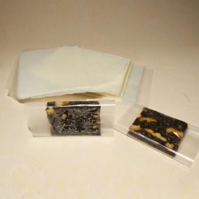阿胶糕 固元膏专用糯米纸 食用糖纸 牛轧糖包装纸 可以吃的江米纸