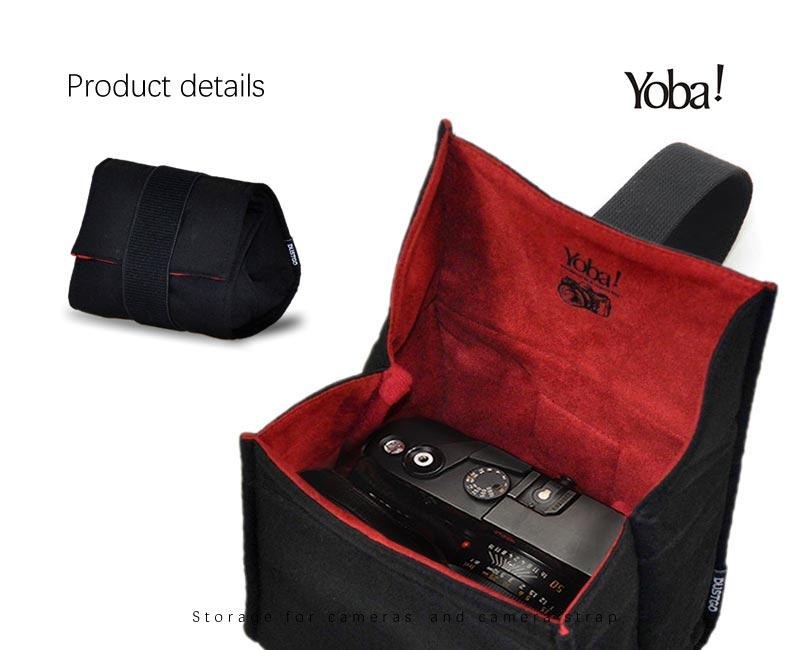 DUSTGO手工定制 轻巧尼康佳能摄影包徕卡微单索尼徕卡mini M X Vario typ113 徕卡Q-P 保护套便携相机袋