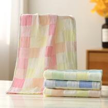 婴儿洗脸巾抗菌不沾油易清洗洗碗巾法蕾雷雅纯竹纤维小方巾