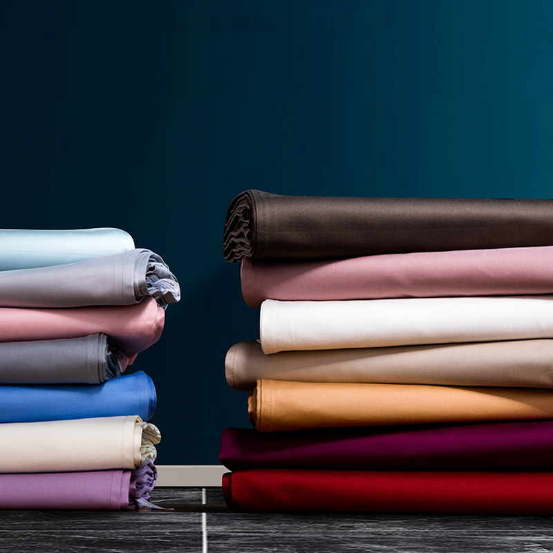 80 pieces of imported fabric Lyocell cool feeling naked sleeping Tencel full Tencel genuine double side Tencel fitted sheet bed bag