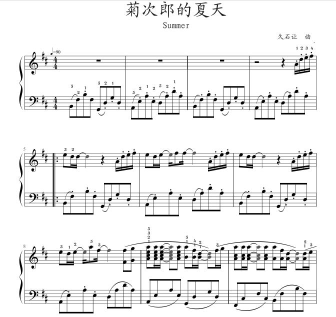Summer пианино спектр хризантема вторичный мужчина из лето долго камень позвольте с пальцем франция ( hd нет код )