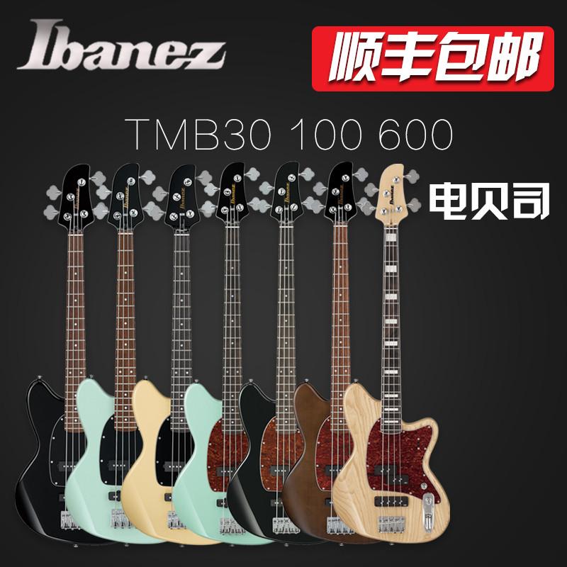 IBANEZ依班娜爵士电贝司bass四弦电贝斯乐器初学者TMB30 10