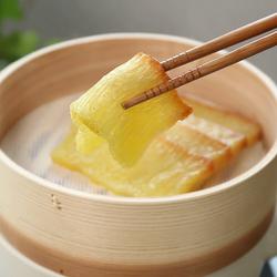 史家糕点广式印尼点心椰香黄金糕鱼翅糕250g酒店早餐烧烤传统糕点