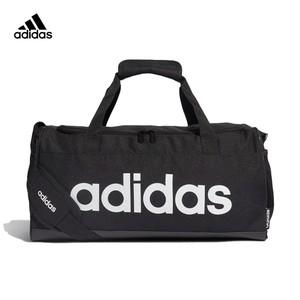 阿迪达斯官网运动鼓包男包女包新款旅行包休闲包背包斜挎包FL3693