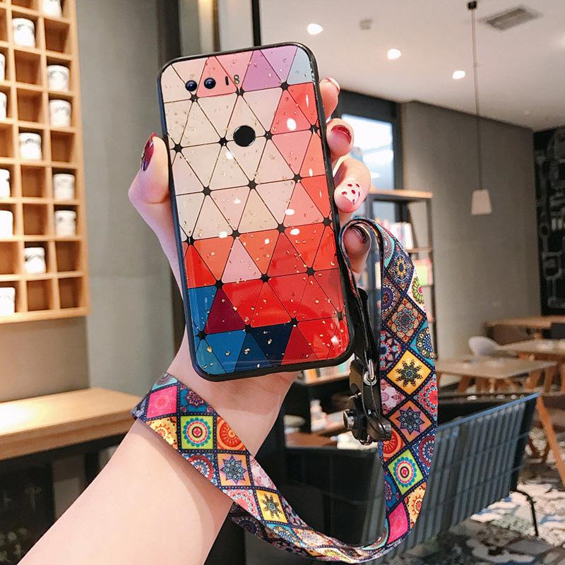 10月19日最新优惠华为荣耀8xmax荣耀8x网红8a手机壳