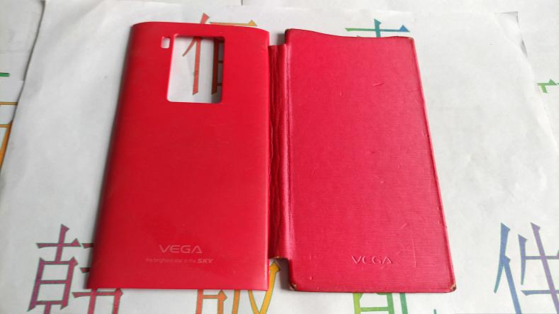 泛泰SKY A860原装后盖 皮套式电池盖 原装原版后盖带NFC