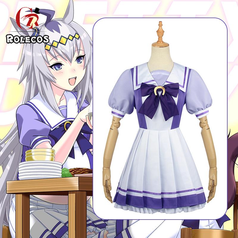 赛马娘全角色cos服装夏季短袖学校校服JK制服动漫游戏cosplay服装