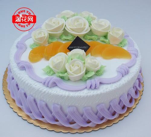 阜新市太平区清河门区新鲜现做水果奶油生日蛋糕店同城速递送上门