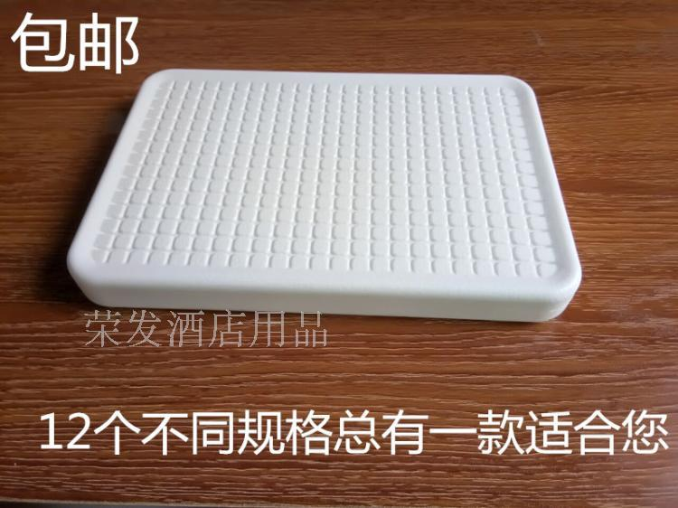 Sashimi ice plate sushi plate ice plate salmon plastic ice plate Japanese food tableware fish raw ice plate package mail