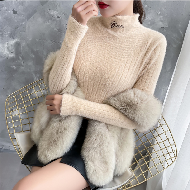 Mink like sweater for women autumn / winter 2020