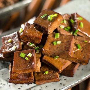 真空年货礼盒 枫泾豆腐干休闲零食卤味五香桂花味豆干小吃零食袋装