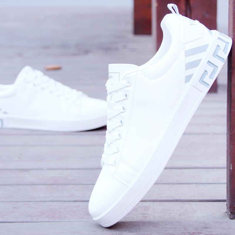 2020春季运动防滑男小白鞋韩版男鞋