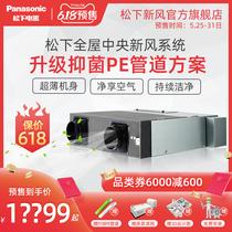 前置凈化器過濾箱配件PM2.5室內空氣凈化箱新風系統過濾器觀復